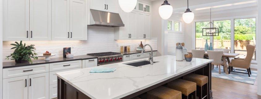 Installation électrique d'une cuisine par Renoview