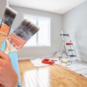 Renoview s'occupe de vos travaux de peinture