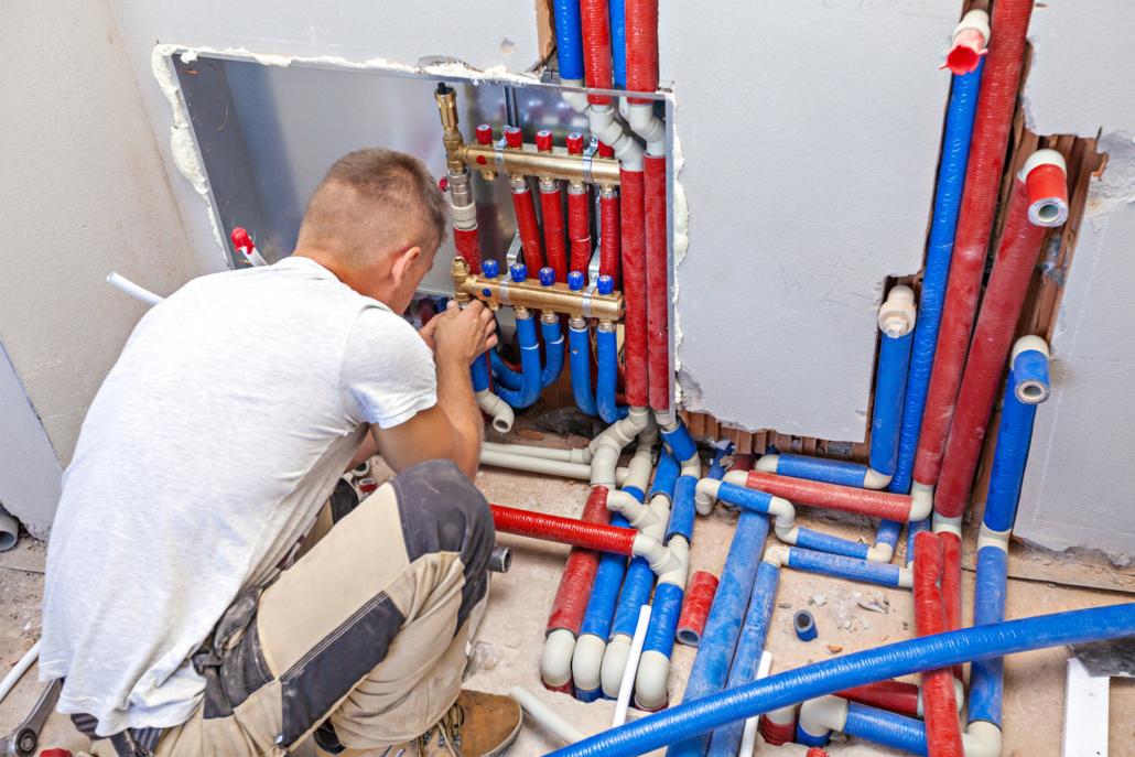 Rénovation de plomberie