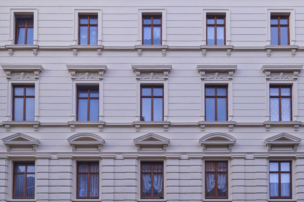rénovation de façade par Renoview