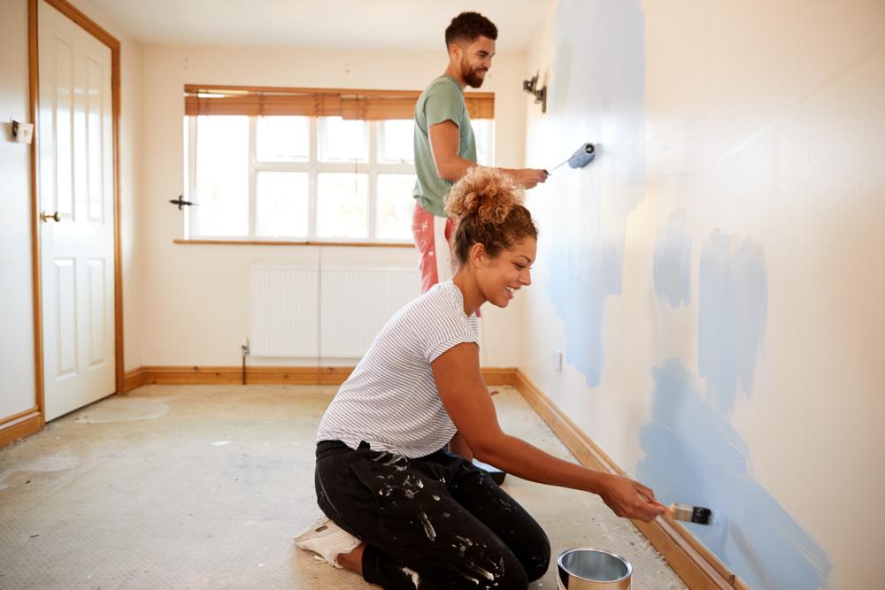 peinture appartement